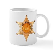 Chicago PD Badge Mug