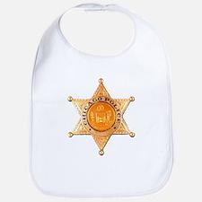 Chicago PD Badge Bib