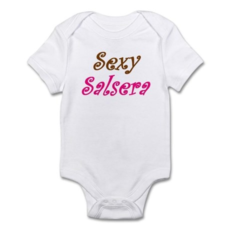 Sexy Salsera Infant Bodysuit