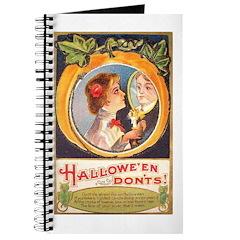Halloween Don'ts Journal