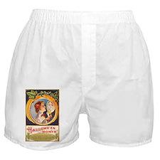 Halloween Don'ts Boxer Shorts