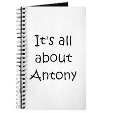 Antony Journal