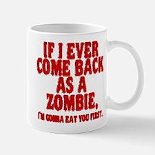 zombieeat1 Mugs