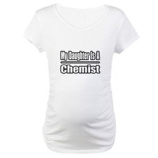 """My Daughter Is A Chemist"" Shirt"