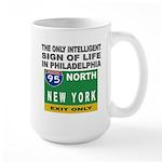 Philly Intelligence Large Mug