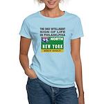 Philly Intelligence Women's Light T-Shirt