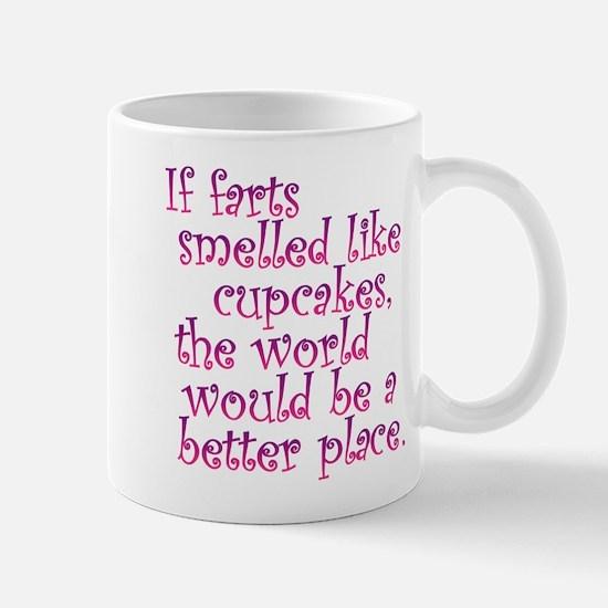 Cupcake Farts Mug