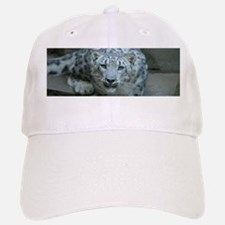 Snow Leopard M005 Baseball Baseball Cap