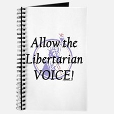 Allow the Libertarian voice! Journal