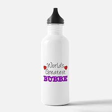 World's Greatest Bubbe Drinkware Water Bottle