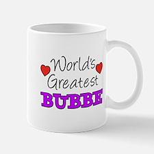 World's Greatest Bubbe Drinkware Mugs