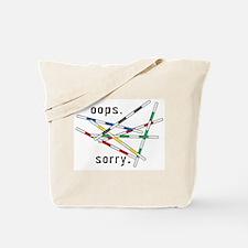 Oops - sorry Tote Bag