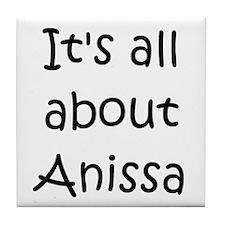Cool Anissa Tile Coaster