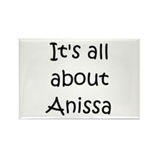 Anissa Rectangle Magnet