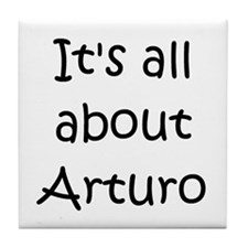 Cool Arturo Tile Coaster