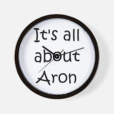 Unique Aron Wall Clock