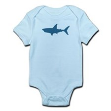 Shark Infant Bodysuit