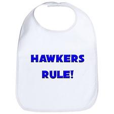 Hawkers Rule! Bib