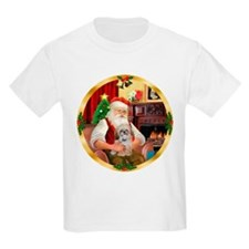 Santa's Shih Tzu (Paddy) T-Shirt