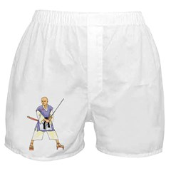 Martial Arts Freemason Boxer Shorts