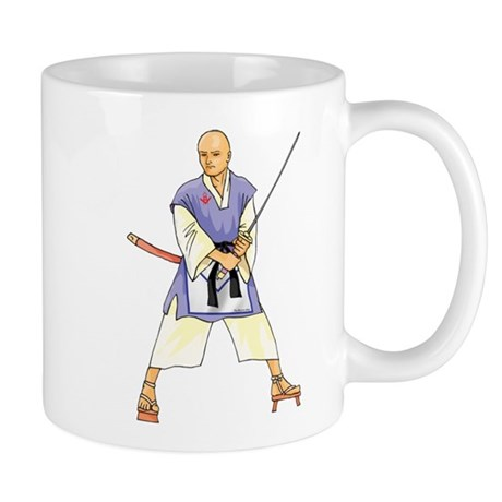 Martial Arts Freemason Mug