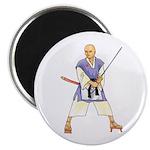 Martial Arts Freemason Magnet