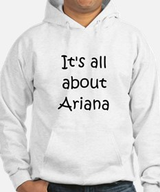 Cute Ariana Jumper Hoody