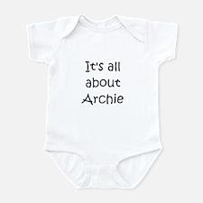 Cute Archie Infant Bodysuit