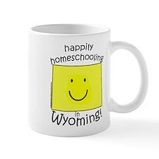 Happy in WY Mug