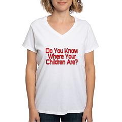 Do You Know Shirt