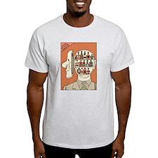 USSR Ash Grey T-Shirt