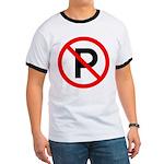 No Parking Sign Ringer T