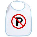 No Parking Sign - Bib