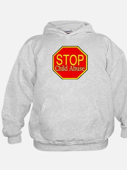 Stop Abuse Hoodie