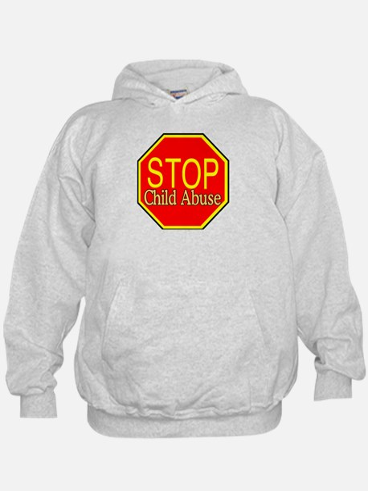 Stop Abuse Hoody