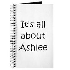 Cool Ashlee Journal