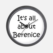 Unique Berenice Wall Clock