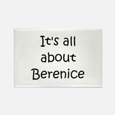 Unique Berenice Rectangle Magnet