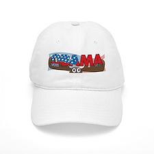 Vote OBAMA save a MOOSE Baseball Cap