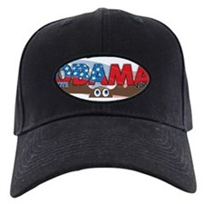 Vote OBAMA save a MOOSE Baseball Hat