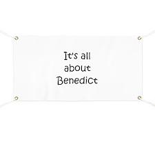 Cool Benedict Banner