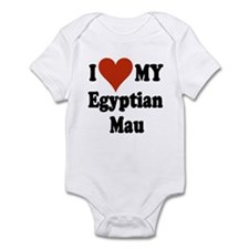 Egyptian Mau Infant Bodysuit