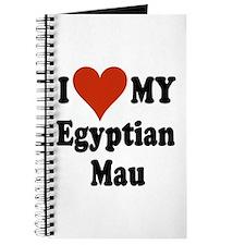 Egyptian Mau Journal