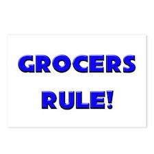 Grocers Rule! Postcards (Package of 8)