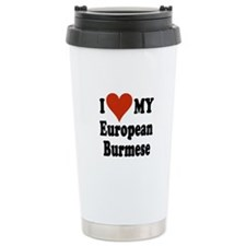Havana Brown Travel Mug