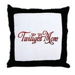 TwilightMom Throw Pillow