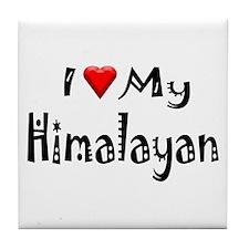 Himalayan Tile Coaster