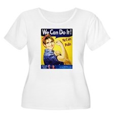 We Can do it! Reform,Proseri T-Shirt