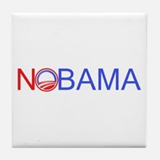 Nobama Tile Coaster