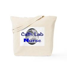 Cath Lab Nurse Tote Bag